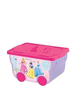 Soul Kitchen Aufbewahrungsbox Princess 60 lt pink/rosa