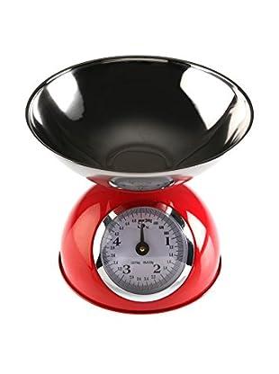 Zings Küchenwaage 5 Kg rot