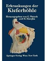 Erkrankungen der Kieferhöhle: Symposium, Fuschl, 26.-29. September 1985