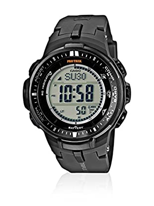Casio Herren-Armbanduhr XL Pro Trek Digital Quarz Resin PRW-3000-1ER