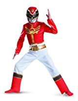 Power Rangers Red Ranger Megaforce Classic Child Costume SMALL