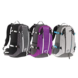 Quechua Forclaz-22-Air Backpacks (Purple)