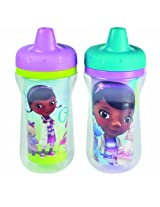 The First Years Disney Doc Mc Stuffins Insulated Sippy Cup, 9 Ounce By Disney