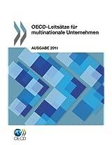 OECD-Leitsatze Fur Multinationale Unternehmen