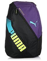 Black/Multi Backpack