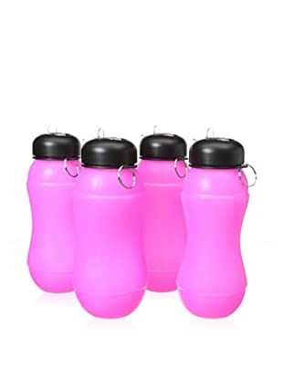 AdNArt Set of 4 Sili-Squeeze (Pink)