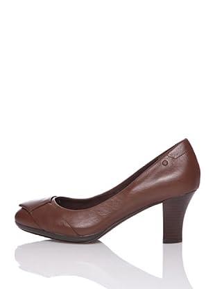 Rockport Zapatos Salón Casual Ordella (Marrón)
