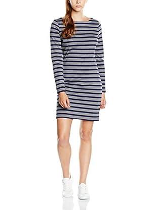 GANT Vestido Breton Stripe