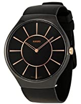 Rado True Thinline Black Ceramic Unisex Watch R27741159