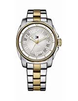 Tommy Hilfiger Analog White Dial Women's Watch - TH1781228/D