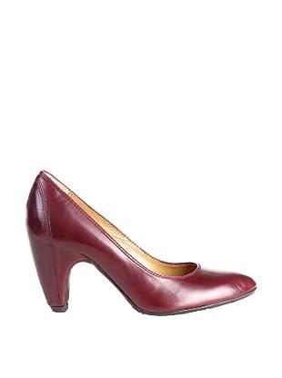 Paco Herrero Zapatos Salón Forrado (Burdeos)