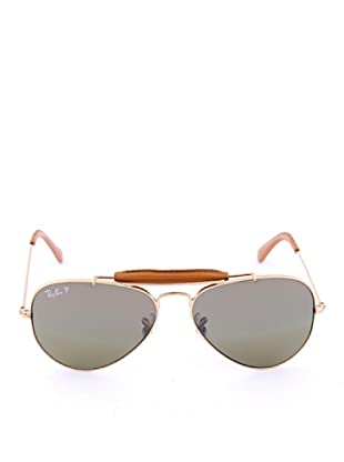 Ray Ban Sonnenbrille Metallic RB 3422Q 001/M9 gold