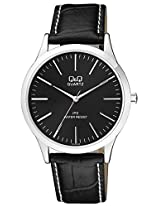Q&Q Analog Black Dial Unisex Watch-C212J302Y