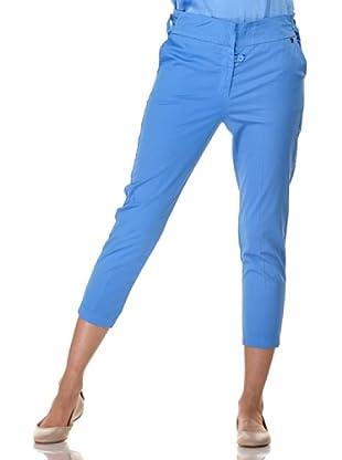 Annarita N Pantalón Boyfit (Azul)