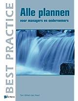 Alle Plannen - Voor Managers en Ondernemers