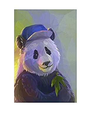 ReallyNiceThings Leinwandbild Panda