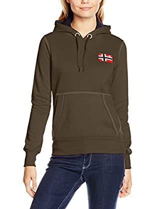 Geographical Norway Sudadera con Capucha Genifer