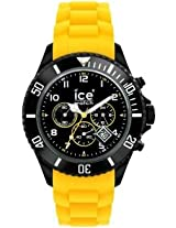 Ice-Watch Chronograph Black Dial Men's Watch - CH.BY.B.S.10