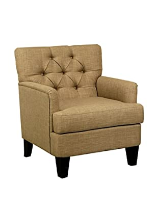 Abbyson Living Freemont Tufted Club Chair