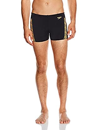 Speedo Badeshorts Monogram Asht Am