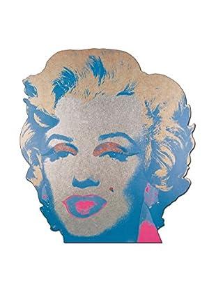 Artopweb Wandbild Warhol Marilyn Monroe Bunt