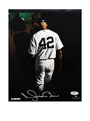 "Steiner Sports Memorabilia Mariano Rivera Signed Photo With ""Exit Sandman"" Insc, 10"
