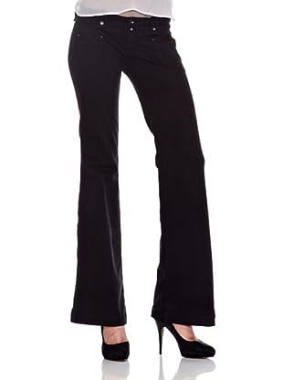 Pepe Jeans London Pantalón Portobello (Negro)