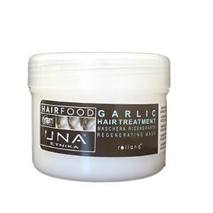 Una Hair Food Garlic Hair Treatment 500 Ml 17.6 Oz