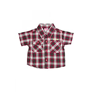 Short Sleeve Shirt-B105D3B135