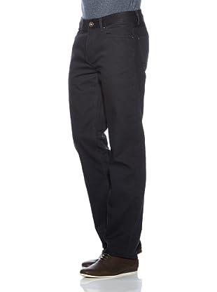 Cross Jeans Pantalón Brad (Negro)