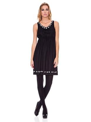 Tonalá Vestido Lilas (negro)
