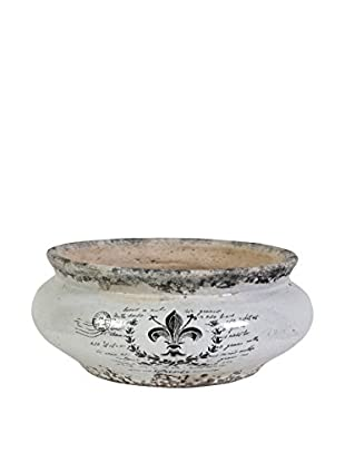 Distressed Pot Décor
