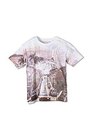 LTB Jeans T-Shirt Ocity (weiß)