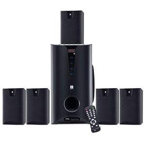 iBall MJ04 5.1 Channel Speaker System - Black