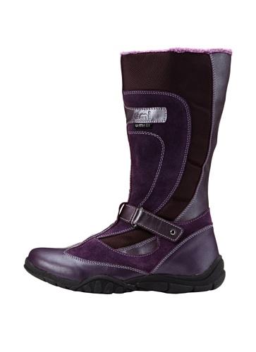 umi Kid's Baylle Boot (Todler/Little Kid/Big Kid) (Dark Purple)