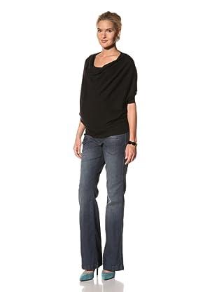 Lilac Maternity Trouser Jean (Denim)