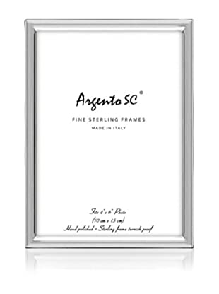 Argento SC Gardenia Sterling Picture Frame (Silver)