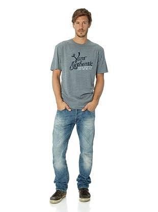 VANS T-shirt Die Free (Grau)