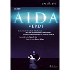 Aida [DVD] [Import]