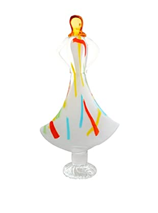 La Meridian Hand Blown Glass Ballerina