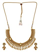 BGS Beautiful Polki Jewellery Set