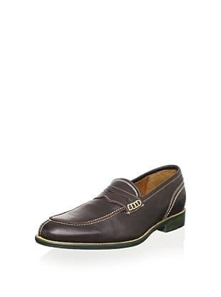 J. Artola Men's Stillwell Loafer (Dark Brown)
