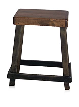 2 Day Designs  Chef'S Counter Stool, Black
