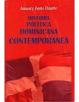 Historia Política Dominicana Contemporánea