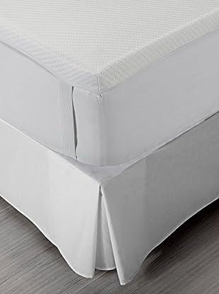 Pikolin Home Matratzenbezug  Viskoelastische Matratzenauflage  Komfort Plus 5 cm