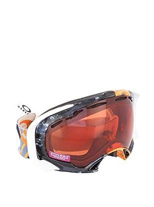OAKLEY Skibrille MOD. 7022 CLIP schwarz/orange/orange