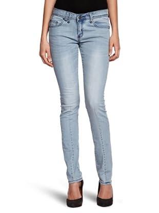 Pantalón Vaquero Slim Maureen (Azul)