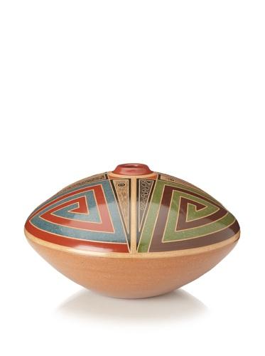 Chaka Santos Vase, Multicolor, 6