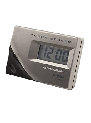 CASIO 10055 PQ-18B-8R - Reloj Despertador digital