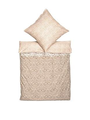 Clasy Bettdecke und Kissenbezug Zümrüt